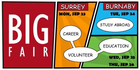 Career and Work - Simon Fraser University